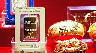 Golden Future by Investing In Gold Stocks