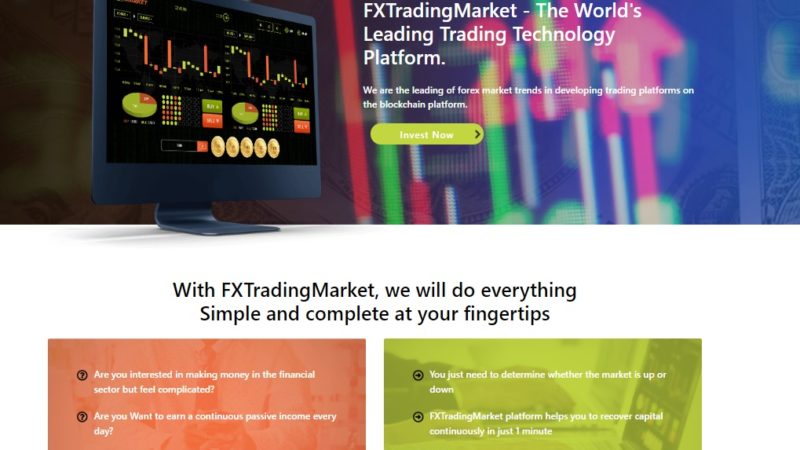 FxTradingMarkets Review – Avoid Increasing Your Losses With This Broker