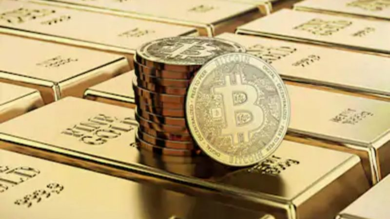 Research Claims Bitcoin Has More Risk-Adjusted Returns Potential Than Gold