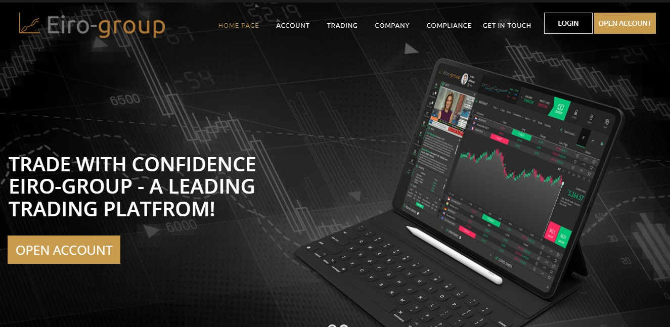 Eiro-group Review – How It Delivers the Finest Trading Experience