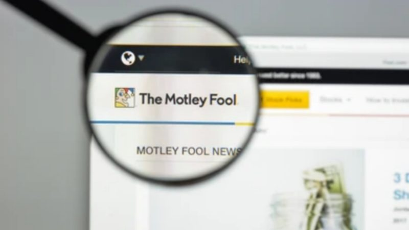 The Motley Fool Scoops Up $5 million Worth Of Bitcoin