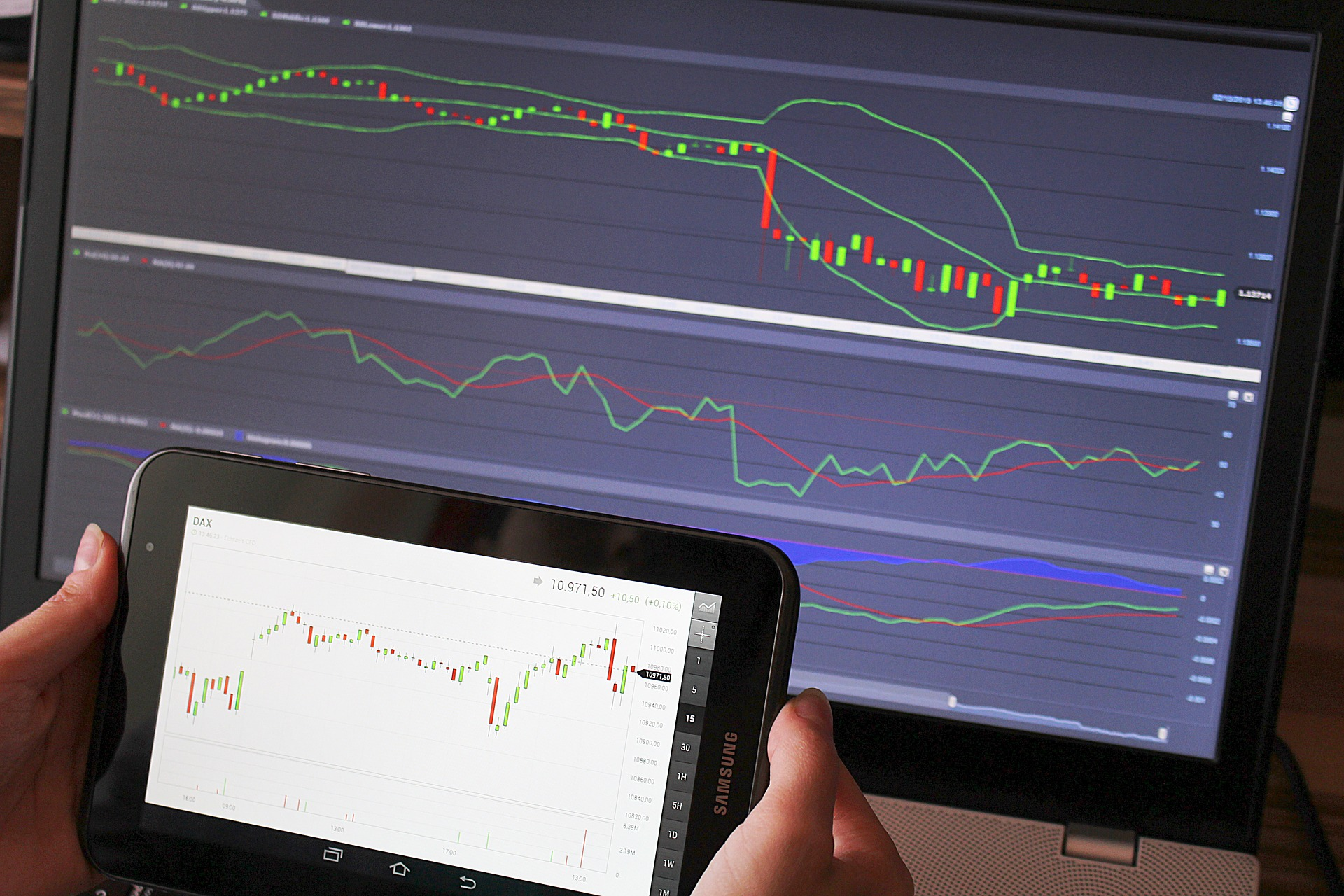 QuantBitex trading platform